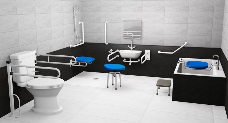 łazienka Dla Niepełnosprawnych Jak Powinna Być